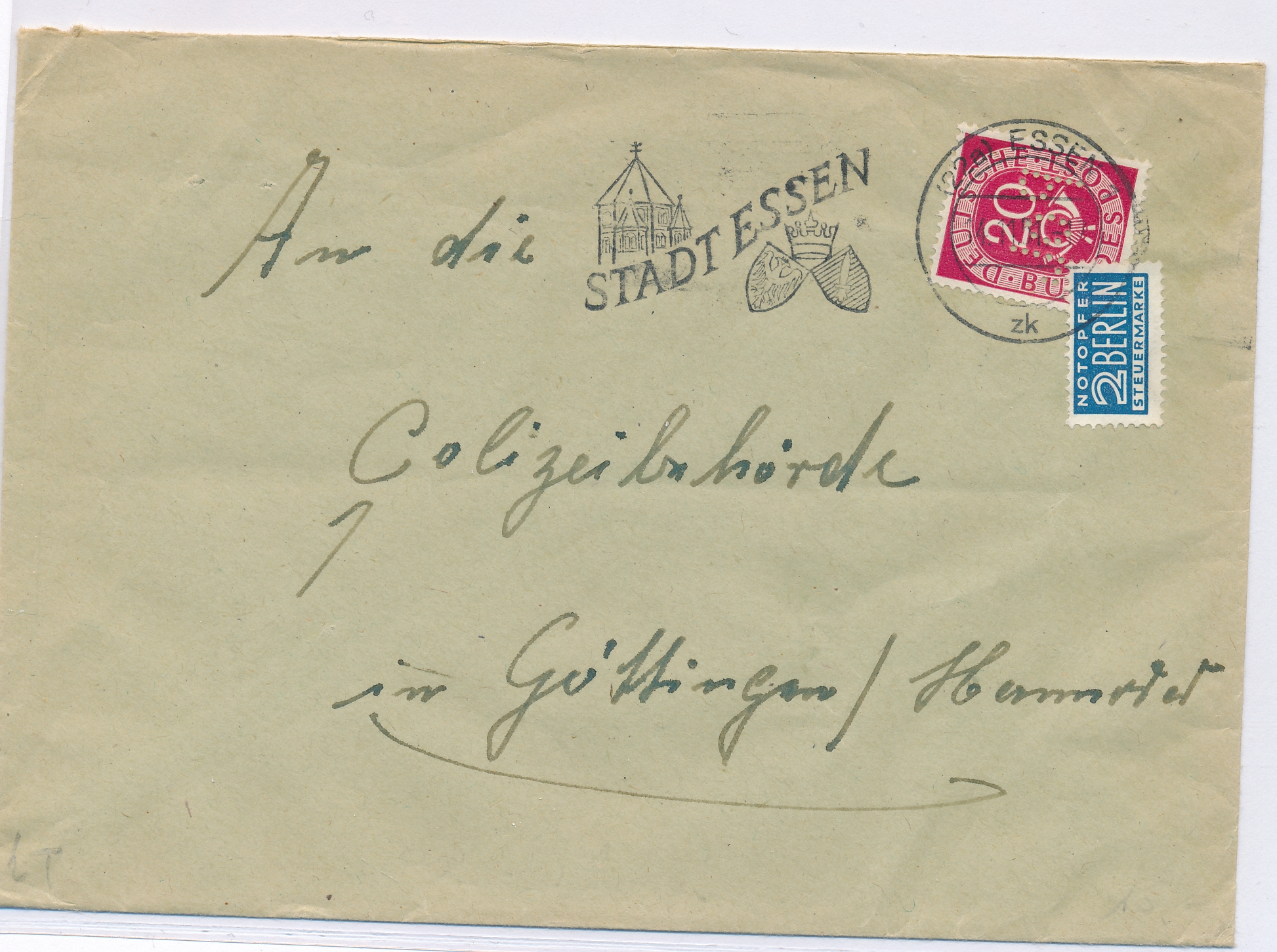Lot 5408 - Main catalogue bundesrepublik deutschland -  Peter Harlos Auctions 41. Auktion