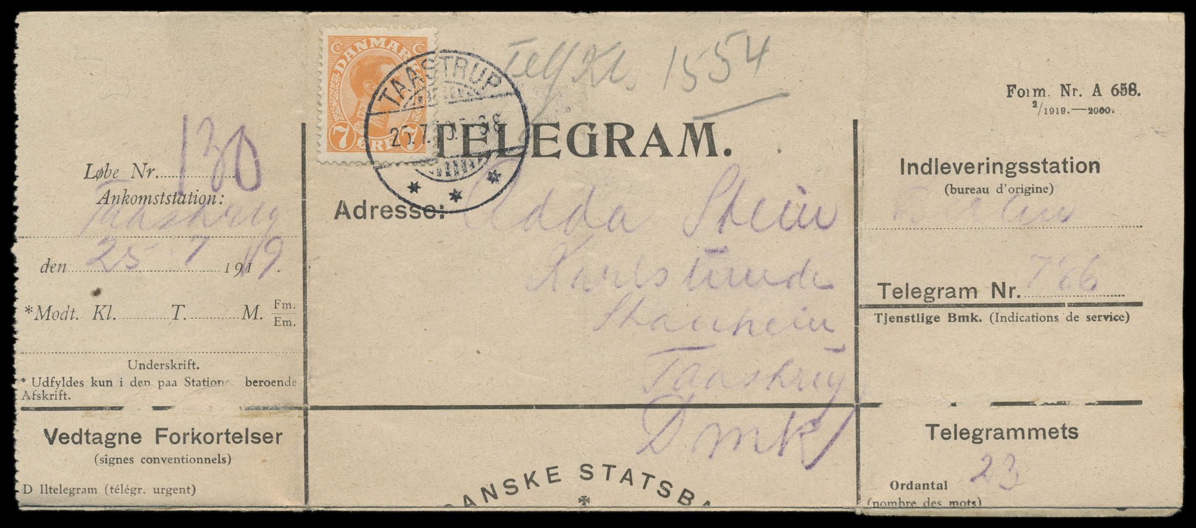 Lot 23 - europa danemark -  Peter Harlos Auctions 42. Harlos Auktion