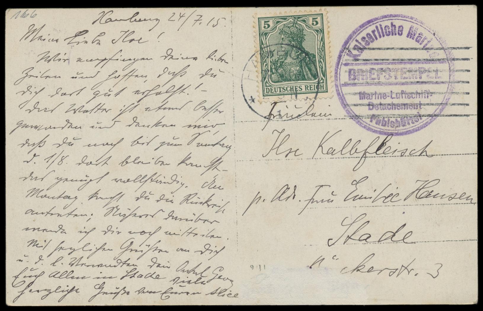 Lot 1866 - Flug- und Zeppelinpost zeppelinpost -  Peter Harlos Auctions 42. Harlos Auktion