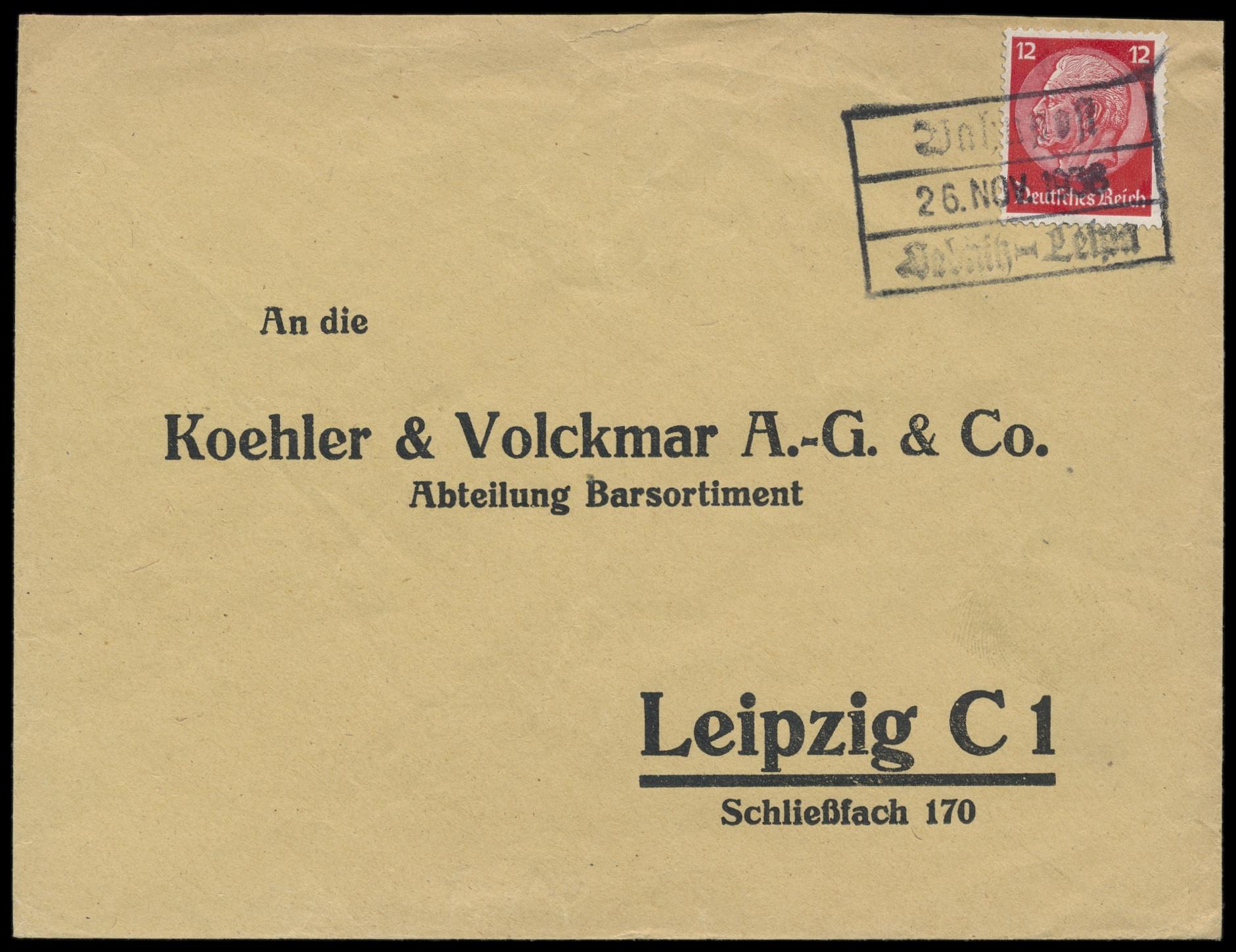 Lot 2582 - Main catalogue sudetenland -  Peter Harlos Auctions 42. Harlos Auktion