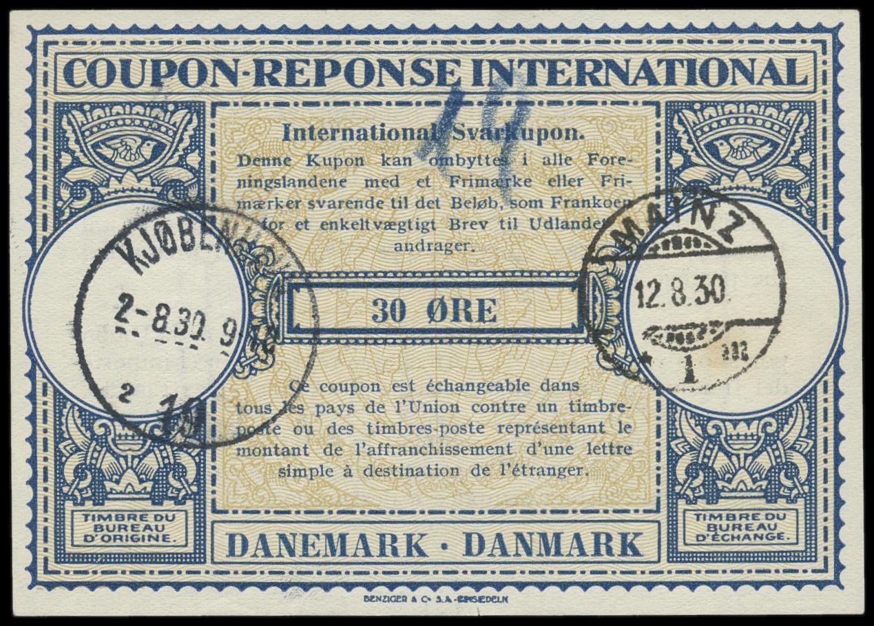 Lot 24 - europa danemark -  Peter Harlos Auctions 42. Harlos Auktion